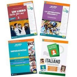 LIBRO TUTTO PER ME 3 VOL+LETTER.DEL900+LIMPARAFACILE+PASSAPORTO+IT