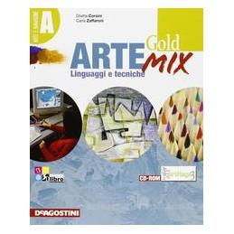 ARTE GOLD MIX (A+B+C) +2 CD ROM +LIB.DIG
