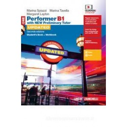 PERFORMER B1 UPDATED - VOLUME ONE (LDM) WITH NEW PRELIMINARY TUTOR - 2ED. VOL. 1
