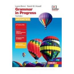 GRAMMAR IN PROGRESS UPDATED - VOLUME UNICO (LDM) THIRD EDITION VOL. U