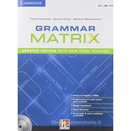 GRAMMAR MATRIX N.E. SB  Vol. U