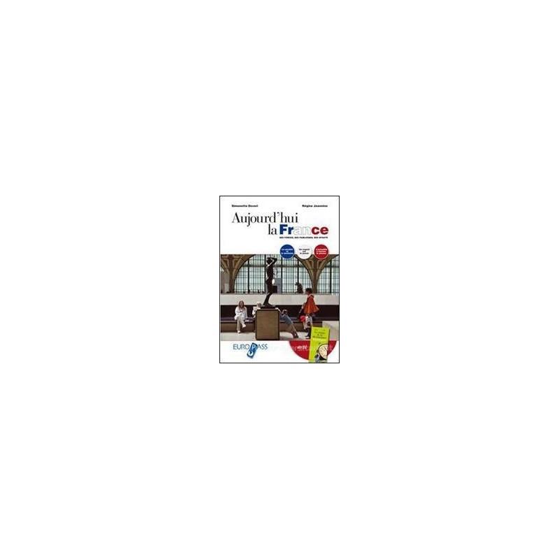 AUJOURD`HUI LA FRANCE +CD +CAHIER INTERD