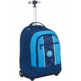 ZAINO SEVEN BIG TROLLEY SPRINT SSC NAPOLI