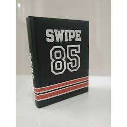 DIARIO SWIPE 85 NERO