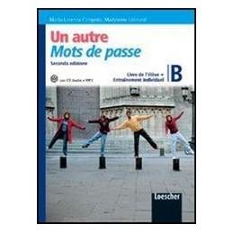 AUTRE MOTS DE PASSE  B +ENTRAINEMENT +CD