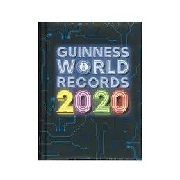 DIARIO GUINNESS WORLD RECORDS 2019-2020, 12 MESI