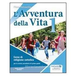 AVVENTURA DELLA VITA 1 +VANGELI ATTI +CD