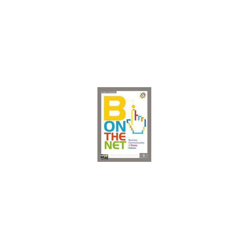 B ON THE NET +CD ROM X ITC,IPC