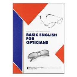 BASIC ENGLISH FOR OPTICIANS