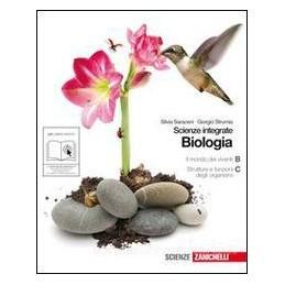 BIOLOGIA SCIENZE INTEGRATE +DVD