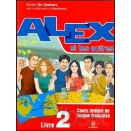 ALEX ET LES AUTRES 2 +CAHIER 2 +CD