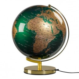 globo-terrestre-luminoso-brassfir-green-cm-30