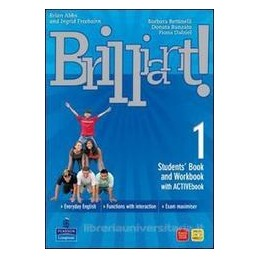 BRILLIANT! 3 +ACTIVEBOOK +CULTUREB.+DVD