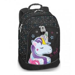zaino-dream-unicorn-glitter-nero-pool-over