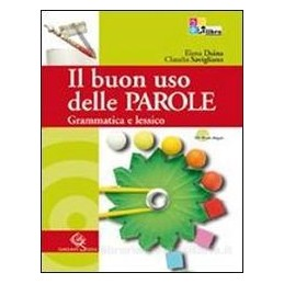 BUON USO DELLE PAROLE V.UN.+CD +FASC.INV