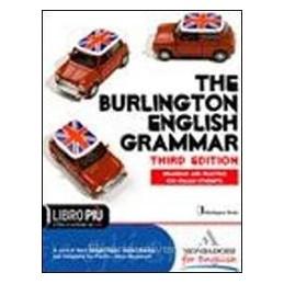 BURLINGTON ENGLISH GRAMMAR THIRD ED.+CDR