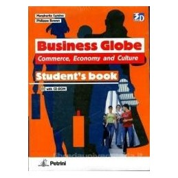BUSINESS GLOBE  COMMERCE ECONOMY +WB +CD