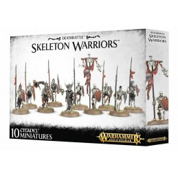 games-orkshop-arhammer-age-of-sigmar-deathrattle-skeleton-arriors--9106