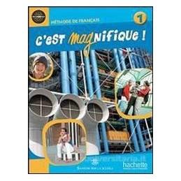 C`EST MAGNIFIQUE! 1 +DVD LIBRO DIGITALE