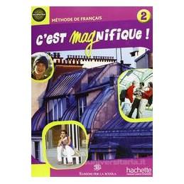 C`EST MAGNIFIQUE! 2 +DVD LIBRO DIGITALE
