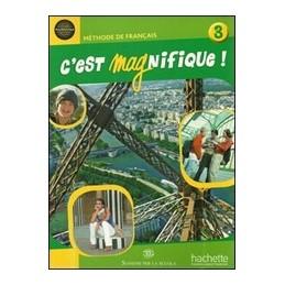 C`EST MAGNIFIQUE! 3 +DVD +FASC.ESAME