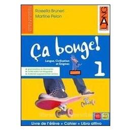 CA BOUGE! 3 +LIBRO ATTIVO +MAGAZINE
