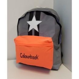 zaino-colourbook-americano-relfex-arancio