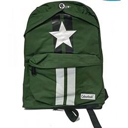 zaino-colourbook-americano-tech-rubber-verde