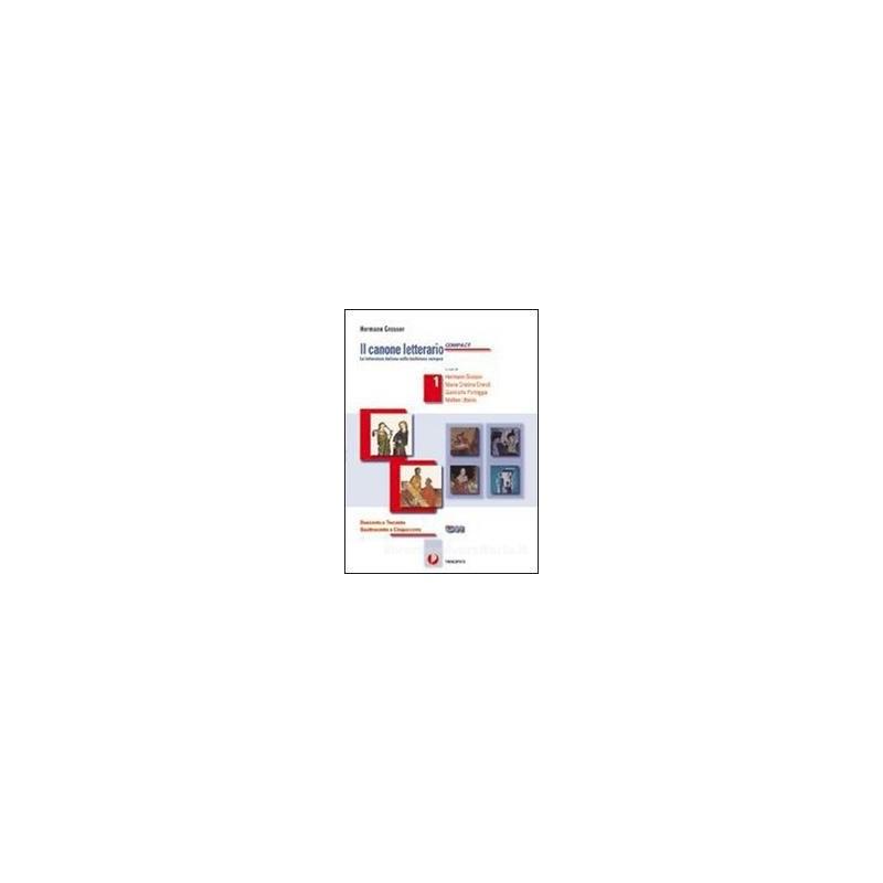CANONE LETTERARIO COMPACT 1  200 500