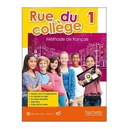 rue-du-college-1--libro-misto-con-openbook-volume-1--cd-rom--ebook-lettura-1--extrakit--openboo