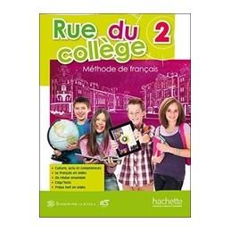 rue-du-college-2--libro-misto-con-openbook-volume-2--cd-rom--ebook-lettura-2--extrakit--openboo