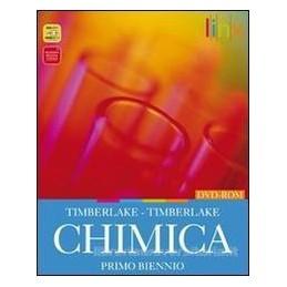 CHIMICA PRIMO BIENNIO +DVD