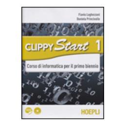CLIPPY START VOL.UN. +2 CD ROM X BN