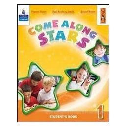 COME ALONG STARS 5 +ACTIVITY BOOK +CDROM