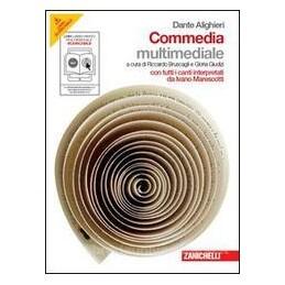 DIVINA COMMEDIA (BRUSCAGLI GIUDIZI) +CD