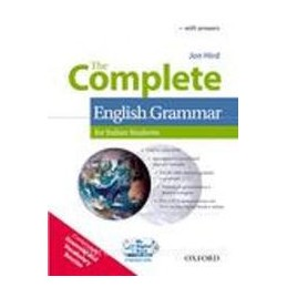 COMPLETE ENGLISH GRAMMAR +BOOSTER +MDB