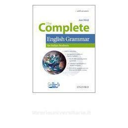 COMPLETE ENGLISH GRAMMAR MISTO STANDARD