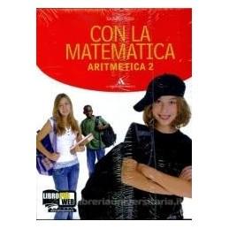 CON LA MATEMATICA  ARITM.2 +GEOM.2