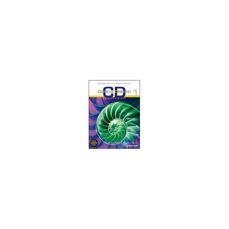 CD CORSO DI DISEGNO EDIZ.MISTA 1