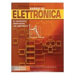 CORSO DI ELETTRONICA 3  CONVERS.ELETTRON