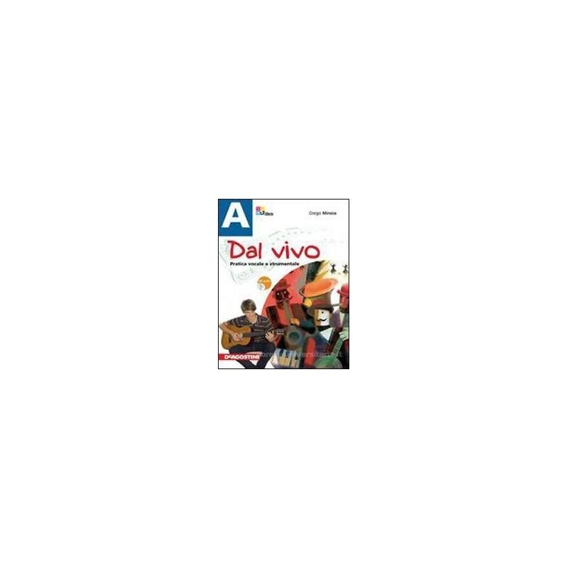 DAL VIVO (A+B) +LABORATORI CRATIVITA`+CD