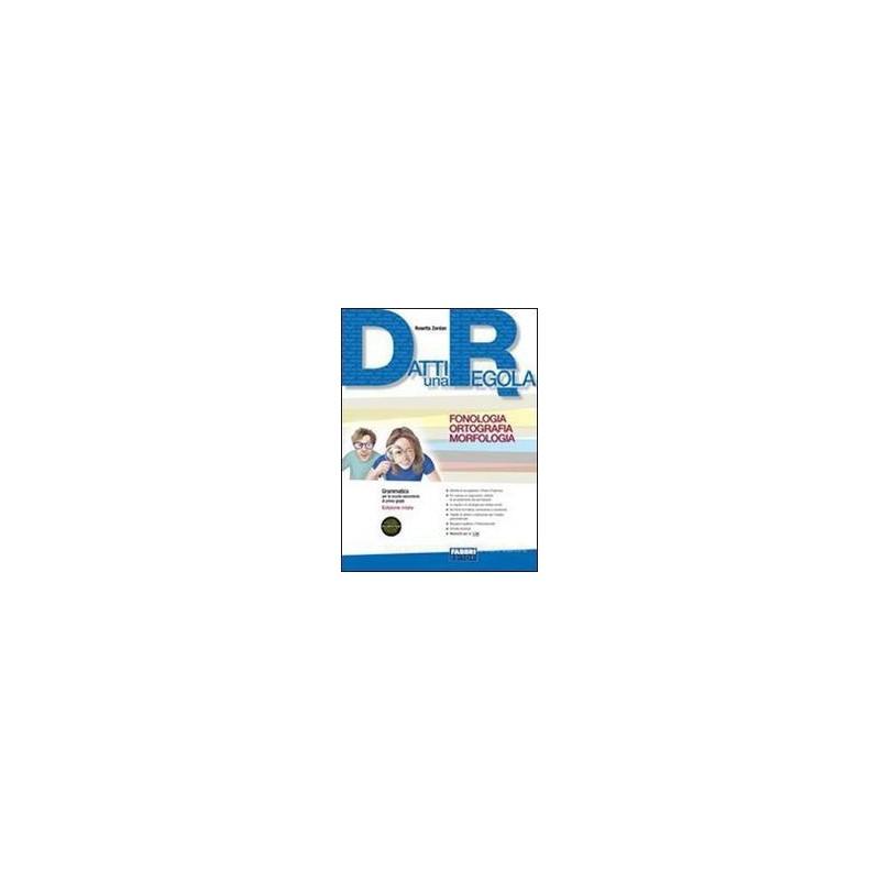 DATTI UNA REGOLA (4 TOMI) +CD ROM