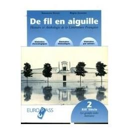 DE FIL EN AIGUILLE 2  XIX SIEC GR.ECOLES