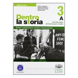 DENTRO LA STORIA EDIZ.VERDE 3A+3B