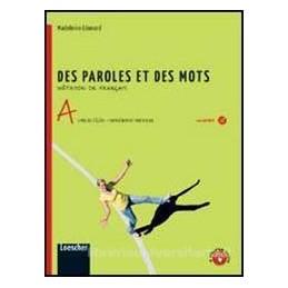 DES PAROLES ET DES MOTS A +ENTRAIN.+GRAM