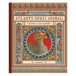 atlante-degli-animali-estinti-e-da-salvare