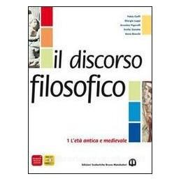DISCORSO FILOSOFICO 3A+3B  800 900 OLTRE