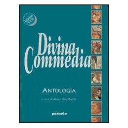 DIVINA COMMEDIA (MARCHI)  ANTOL. +PERCOR