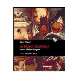 DIVINA COMMEDIA (MARCHI) ED.INTEGRALE+CD