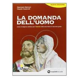 DOMANDA DELL`UOMO X BN